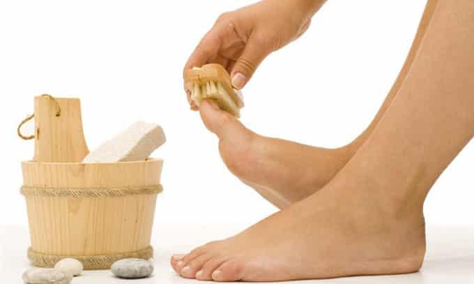 Для того чтобы онихомикоз не проявлял рецидивов необходимо соблюдать гигиену рук и ног