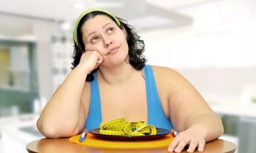 Наличие лишнего веса приводит к варикозному расширению вен