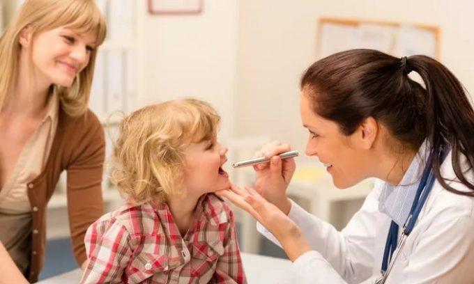 Лечение заболевания должно проходить под наблюдением врача
