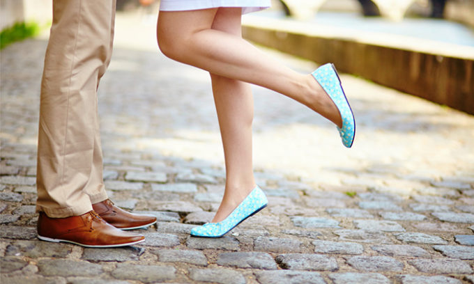 Чтобы предупредить онихокриптоз, необходимо использовать комфортную обувь из натуральных тканей