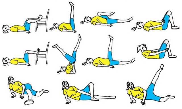 Спорт при варикозе (фитнес, тренажеры, бассейн, йога, бодибилдинг ...