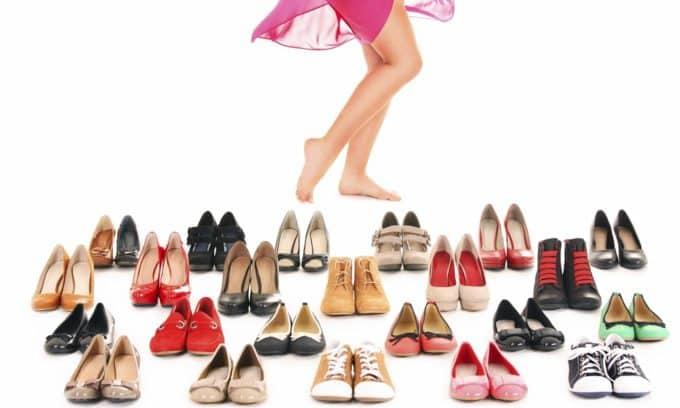 Приобретение «правильной» обуви для профилактики плоскостопии