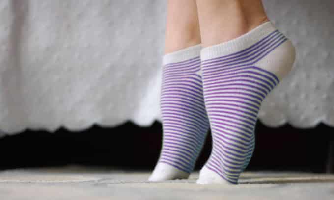 Ходьба на носочках может быть прекрасным методом профилактики при плоскостопии