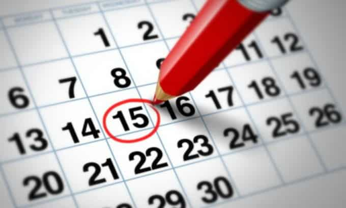 Длительность лечения грибка ногтей йодом варьируется от 20 до 30 дней