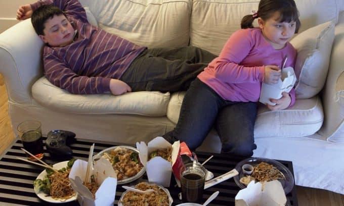 Ожирение может повлиять на неправильное формирование стопы