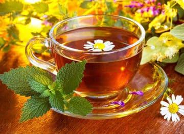 Монастырский чай от грибка ногтей: достоинства, состав