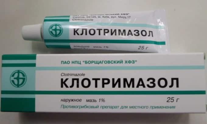 Клотримазол - мазь для наружного применения, которая обладает широким спектром действия и широко используется в лечении микоза и онихомикоза